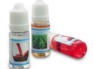 E-liquid flesjes