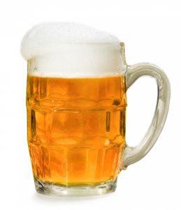 Een pul bier